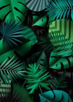 Image of Jungle 50x70 cm / 70x100 cm