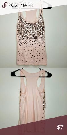 Sequined Charlotte Russe Tank Bundle and save Charlotte Russe Tops Tank Tops