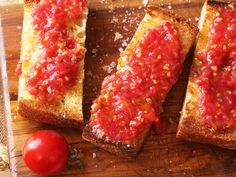 Serious Eats pan con tomate