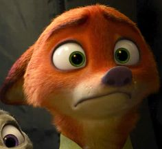 A Moment to Appreciate the Many Faces of Nick Wilde During the Mr. Big Scene - Album on Imgur