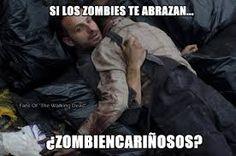 Resultado de imagen para memes the walking dead español