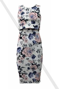http://www.fashions-first.co.uk/women/dresses/zip-back-layered-blue-floral-print-midi-dress-k1973.html Fashions-First one of the famous online wholesaler of fashion cloths, urban cloths, accessories, men's fashion cloths, bag's, shoes, jewellery. Products are regularly updated. So please visit and get the product you like. #Fashion #Women #dress #top #jeans #leggings #jacket #cardigan #sweater #summer #autumn #pullover #bags #handbags #shoe