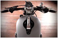 "1980 Honda CX500 ""Testardo"" - Pipeburn - Purveyors of Classic Motorcycles, Cafe Racers & Custom motorbikes"