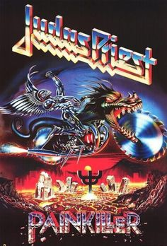 Judas Priest-Painkiller.........