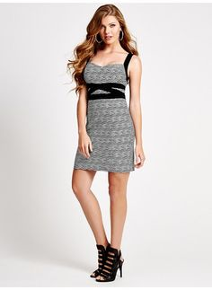 407de6e6590 Valerie Sleeveless Dress at Guess