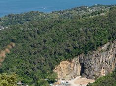portoro marble quarry