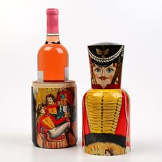 Russian Hussar Party Bottle Holder www.therussianstore.com unique gift for Russian groom at bachelor party?