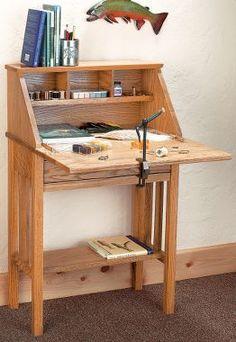 Cabela's Fly-Tying Desk : Cabela's