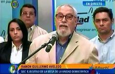 Oposición venezolana desmiente funcionaria del gobierno de Obama
