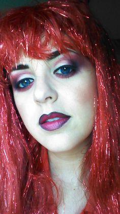 Red Devil Costume | Devil, Devil makeup and Costumes