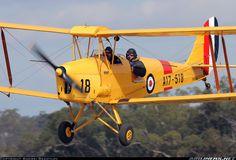 De Havilland (Australia) DH-82A Tiger Moth aircraft picture