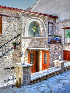 Arahova, Greece *