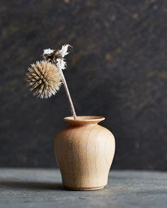 Akarino-Tane Chiisaki Hanaire Mini Vase - Uzukumaru