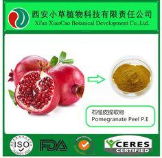 Organic Pomegranate Powder. 1.Pomegranate extract ellagic acid powder with the function of antineoplastic; 2.Pomegranate extract ellagic acid powder can enhance human immunity; 3.Pomegranate extract with the function of anti-oxidant; 4.Pomegranate extract ellagic acid powder will reduce blood press.