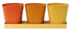4PC YELORG Planter Set Pack of 6 >>> Visit the image link more details.