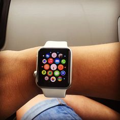 New toys #apple #applewatch #watch #loveit #gadget #toys by lzbth1806