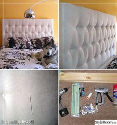 sänggavel byggbeskrivning