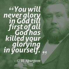 Charles Haddon (CH) Spurgeon June 1834 – 31 January was a British Particular Baptist preacher. Biblical Quotes, Bible Verses Quotes, Encouragement Quotes, Faith Quotes, Denial Quotes, Scriptures, Christian Life, Christian Quotes, Ch Spurgeon