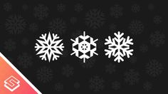 Inkscape for Beginners: Vector Snowflakes Tutorial