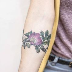 "193 Me gusta, 5 comentarios - Botanical Artist (@belpainefilu) en Instagram: ""DISEÑO DISPONIBLE PARA TATUAR! ☀❤ Tatuando en #buenosaires. Muy pronto tatuando una semana en…"""
