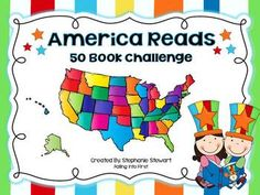 This challenge was designed to bring a fun reading incentive into your classroom! It's a great activity to kick off Read Across America this week!!