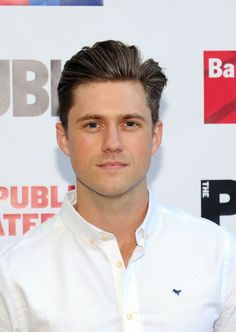 Aaron Tveit Photos: Arrivals at 'Much Ado About Nothing'