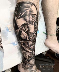 Chicano Tattoos Sleeve, Leg Tattoo Men, Angel Tattoo Men, Big Tattoo, Arm Band Tattoo, Tattoo Images, Tattoo Photos, All Tattoos, Tattoos For Guys
