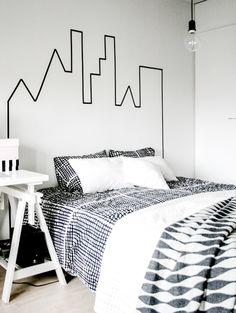 DIY Inspiratie: Een huis vol washi tape | Fashionlab