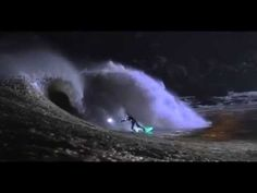 YouTube Barrels, Moroccan, Northern Lights, Waterfall, Surfing, Led, Night, Sports, Youtube