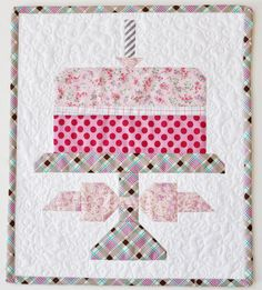 Quilty Fun 1st Birthday Celebration