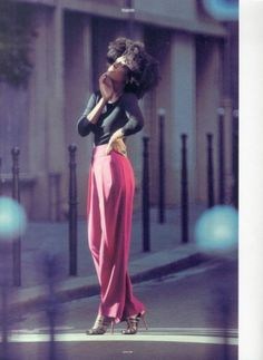 Solange in Oyster Magazine