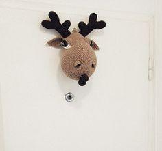 Hogar the Moose - $5.00 by Sanda J. Dobrosavljev