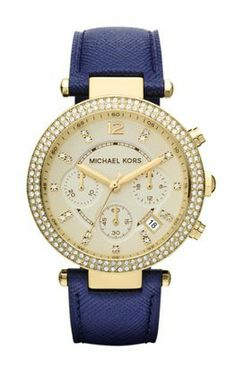 Michael Kors Leather Watches