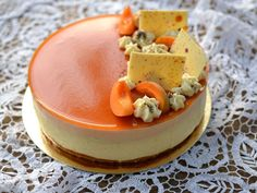 Bolo Original, Mousse Cake, Cakes And More, Panna Cotta, Food Photography, Sweet Tooth, Food And Drink, Pudding, Sweets