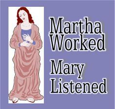 M is for mary martha Post-Martha-Worked-pic: Martha Worked, Mary Listened: A Bible Story Game On Making Good Choices