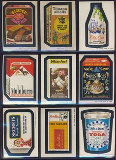 Wacky Packages (Topps)