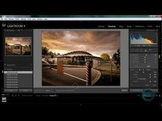 Editing RAW file in Lightroom 4