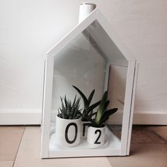 The lighthouse by normann copenhagen used as a little greenery for succulents Copenhagen, Floating Shelves, Greenery, Lanterns, I Shop, Sweet Home, Lighthouse, Succulents, Inspiration