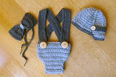 Ravelry: LBK63's Suspenders and Bowtie Diaper Cover