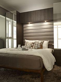 New Interior Design Of Bedroom Entrancing Apartmentbogdan Ciocodeica & Diana Rosu  Interior  Pinterest Design Decoration