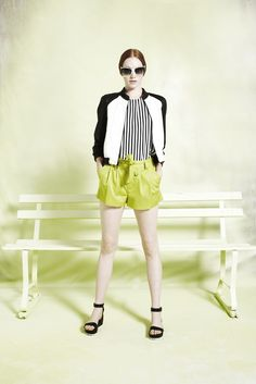 Alice + Olivia Resort 2013