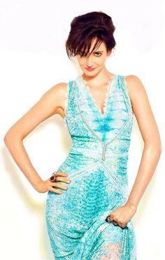 Eva Green for Mujerhoy Magazine - March 2014 | Fashion photography | Editorial