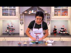 Cupcake Maniacs 4: Tarta de Arcoíris - YouTube