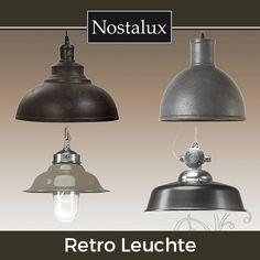 #Retro und #Vintage #Leuchten