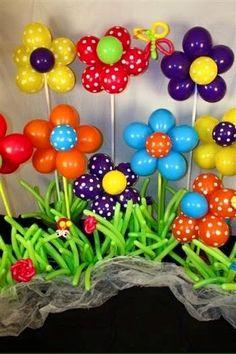Várias idéias de baloes para a festinha http://br.pinterest.com fontehttps://www.facebook.com/SuperDicasReBandeira/?fref=ts Publicidade