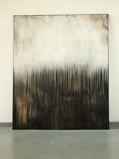 Lovely atmospheric abstract painting by Christian Hetzel.