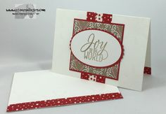 Stamps-N-Lingers.  Tin of Tags, Candy Cane Lane DSP and Washi Tape. https://stampsnlingers.com/2016/08/28/stampin-up-sneak-peek-tin-of-tags-joy-to-the-world/