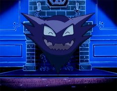 Pokemon. Let's just appreciate Haunter's hands Haunter Pokemon, Scary Pokemon, Ghost Type Pokemon, Pokemon Gif, Mudkip, Pokemon Original, Gifs, Animated Gif, Manga Anime