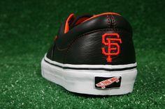 vans sf giants sneakers