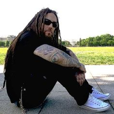 KoRn's Brian 'Head' Welch